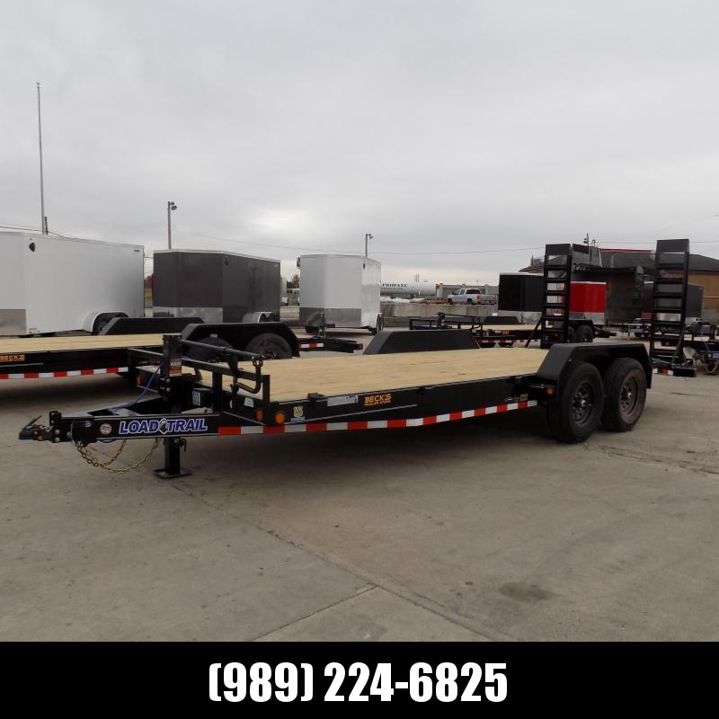 """New Load Trailer 83"""" x 20' Car Hauler Trailer For Sale With 7K Axles- $0 Down & Payments from $117/mo. W.A.C."""