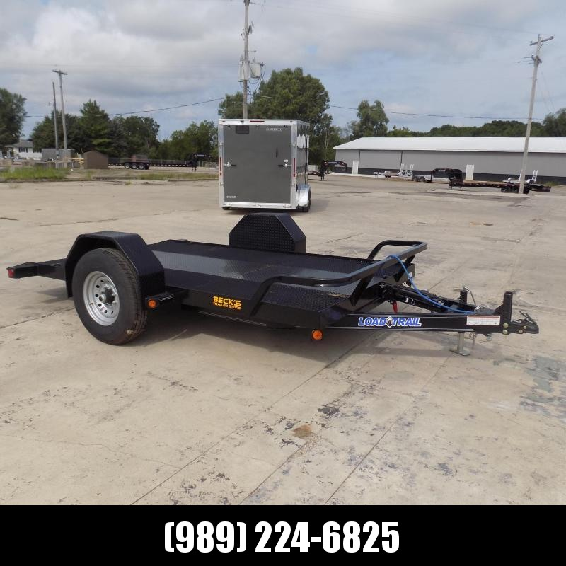 New Load Trail 77'' x 12' Scissor Lift Trailer -  $0 Down And Payments From $109/Mo W.A.C.