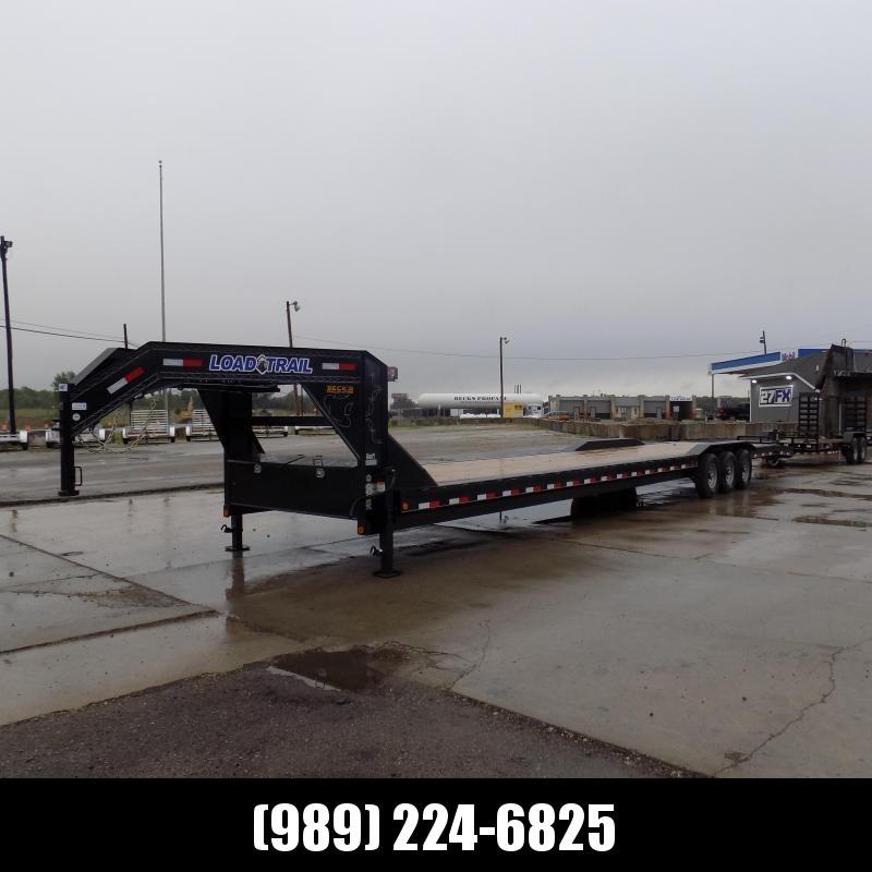 "New Load Trail 102"" x 44' Gooseneck Open Car Hauler/Heavy Equipment Trailer - Drive Over Fenders - Flexible $0 Down Financing Available"