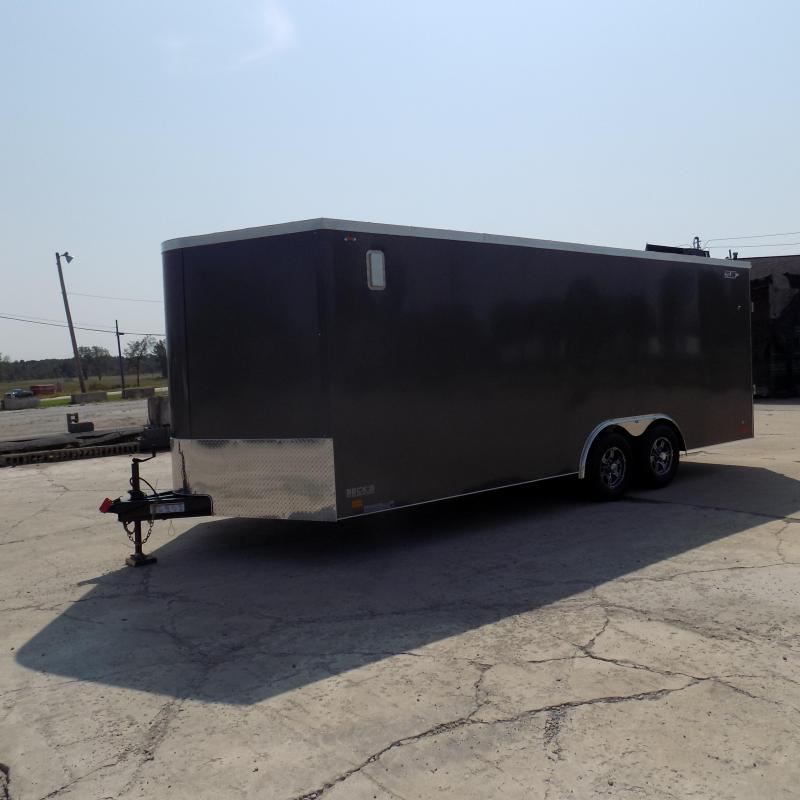 New Legend Trailers Legend Cyclone 8.5' x 22' Enclosed Car Hauler / Cargo Trailer for Sale - $0 Down Payments With Flexible Financing Available