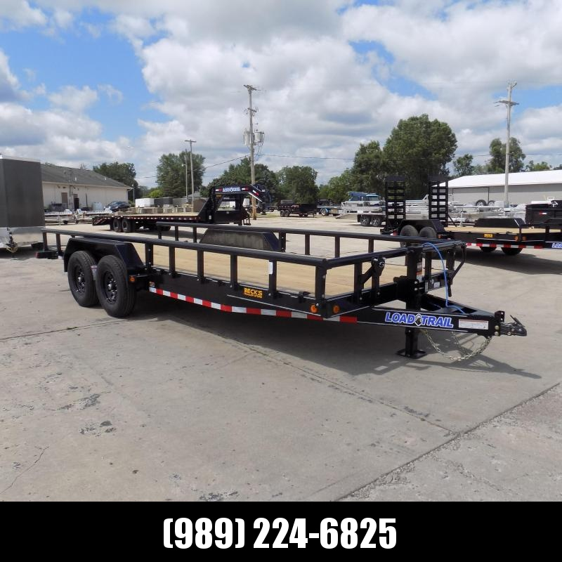 """New Load Trailer 83"""" x 20' Car Hauler/Equipment Trailer - $0 Down & Payments from $121/mo. W.A.C."""
