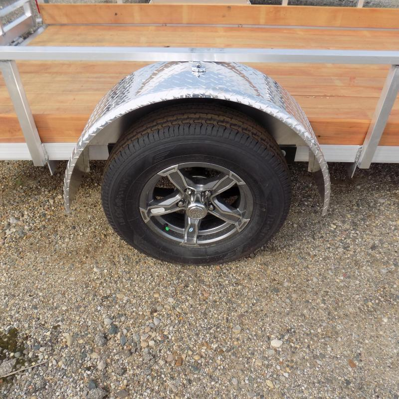 New Legend 6' x 12' Aluminum Utility Trailer For Sale - $0 Down & Payments From $83/mo. W.A.C.