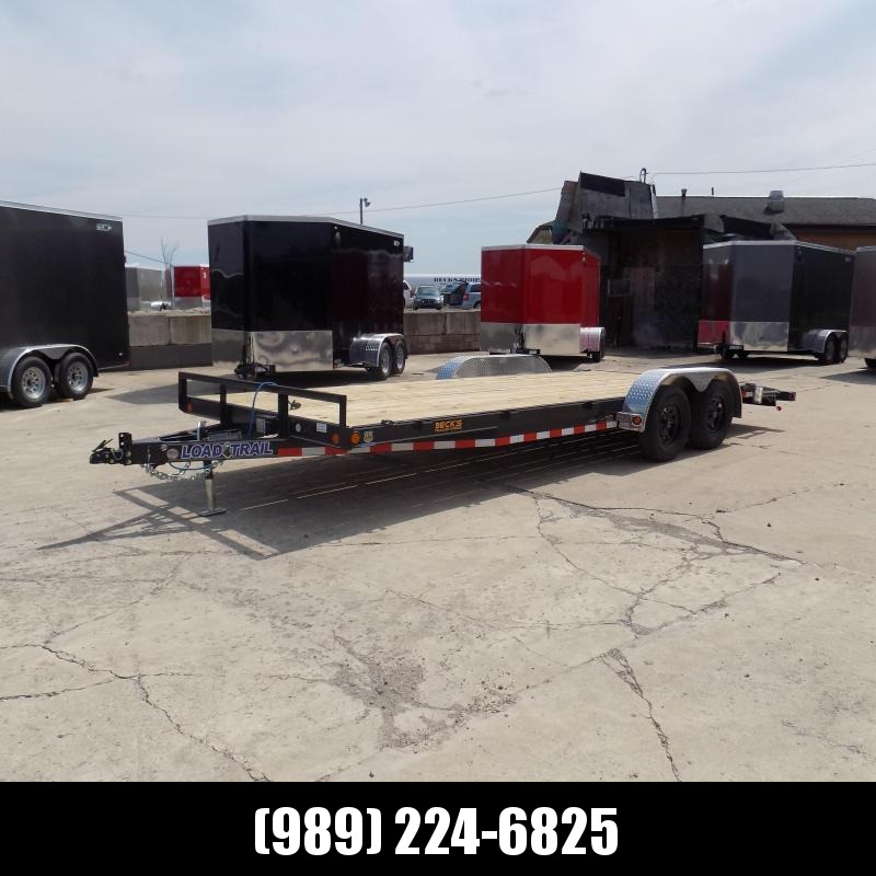 """New Load Trailer 83"""" x 20' Car Hauler Trailer For Sale - $0 Down & Payments from $99/mo. W.A.C."""
