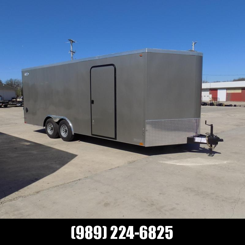 New Legend Cyclone 8.5' x 22' Car Hauler / Cargo Trailer for Sale - $0 Down Payment From $110/Mo W.A.C.