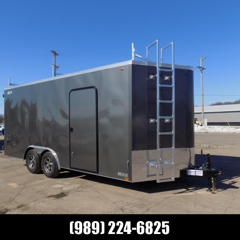 New Legend Trailers Legend Cyclone 8.5' x 20' Enclosed Car Hauler / Cargo Trailer for Sale - $0 Down Payments From $129/mo W.A.C.