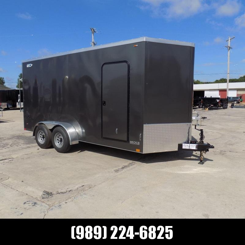 New Legend Trailers Legend Cyclone 7' x 18' Enclosed Cargo Trailer With 5200# Torsion Axles - $0 Down & Payments From $133/mo. W.A.C.