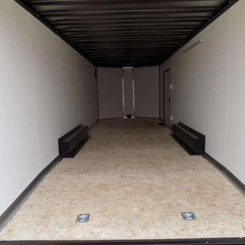 New Legend Trailers Legend Cyclone 8.5' x 26' Enclosed Car Hauler / Cargo Trailer - Flexible $0 Down Financing Available