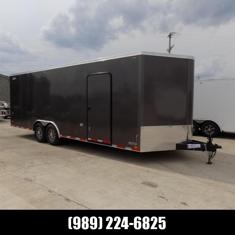 New Legend Trailers Legend Cyclone 8.5' x 26' Enclosed Car Hauler / Cargo Trailer With 7K Axles - Flexible $0 Down Financing Available