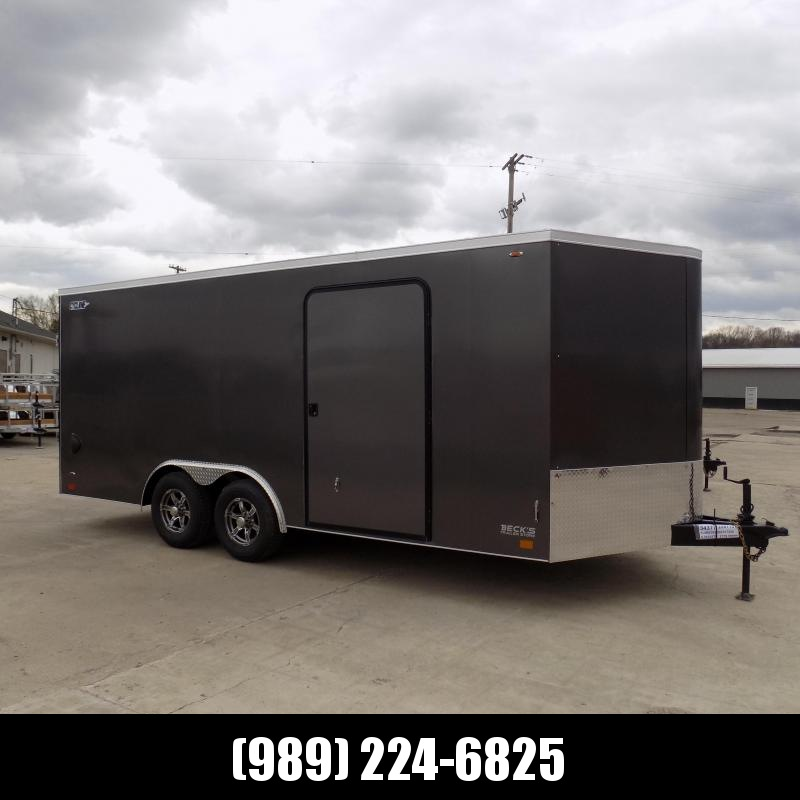 New Legend Trailers Legend Cyclone 8.5' x 20' Enclosed Car Hauler / Cargo Trailer for Sale - $0 Down Payments From $135/mo W.A.C.