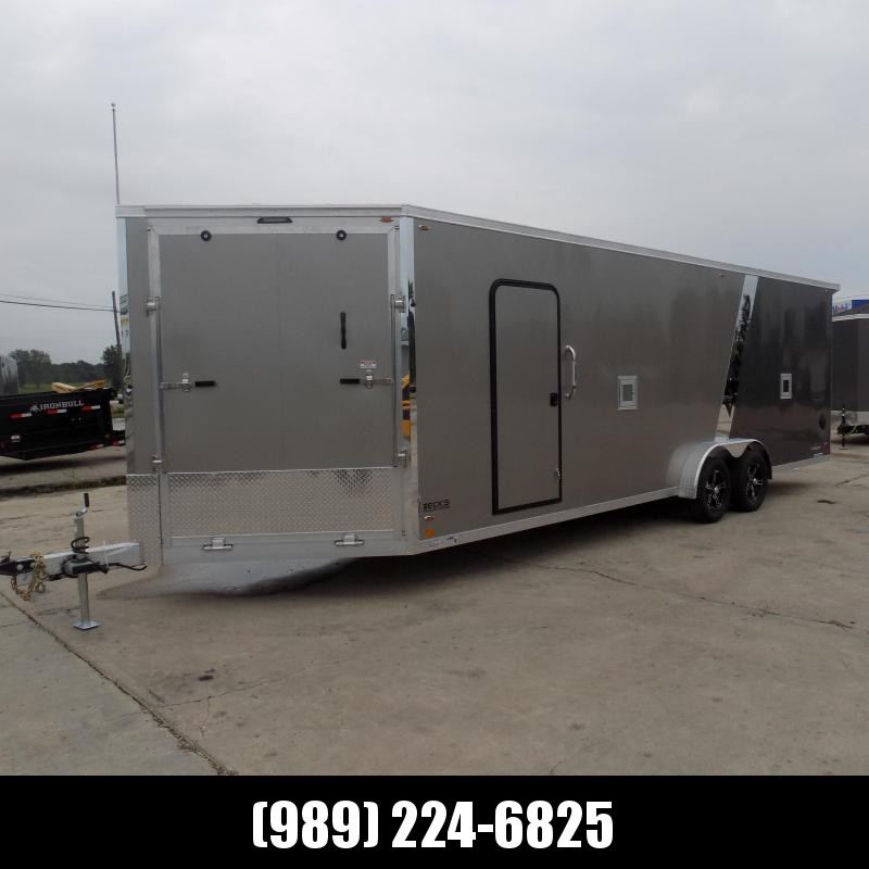 Legend Explorer 7.5' Wide Snowmobile / All Sport Trailers - NO Interior Wheel Wells - $0 Down w/Financing Options Available