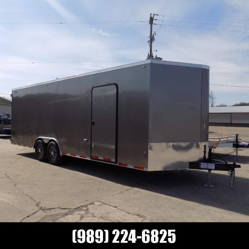 New Legend Trailers Legend Cyclone 8.5' x 26' Enclosed Car Hauler / Cargo Trailer For Sale - $0 Down Payments From $147/mo W.A.C.