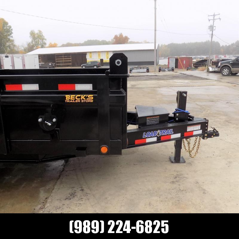 """New Load Trail 83"""" x 14' Dump Trailer for Sale - $0 Down & Payments from $129/mo. W.A.C."""