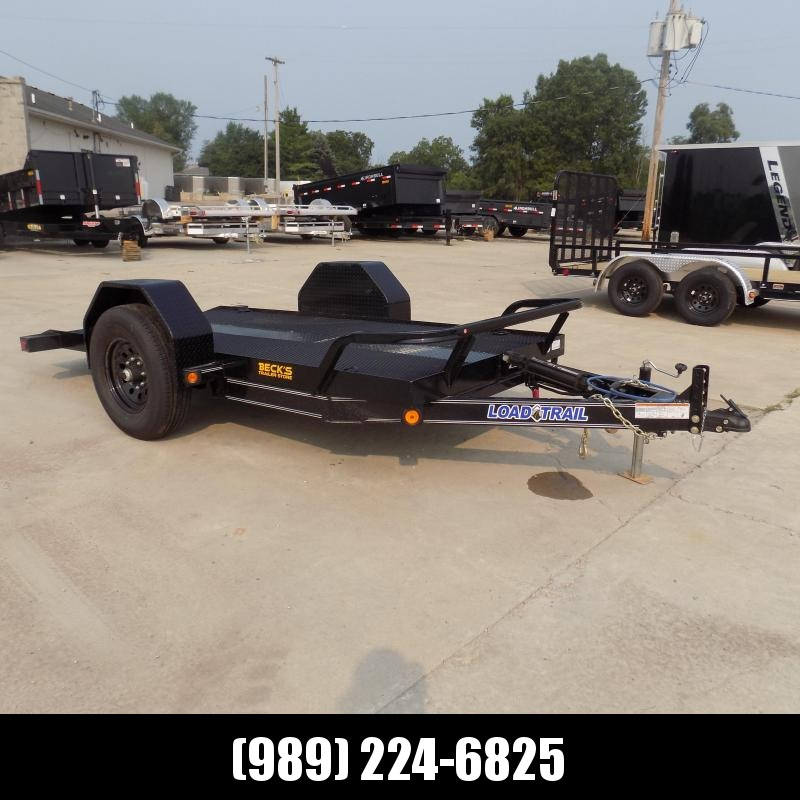 New Load Trail 60'' x 12' Scissor Lift Trailer -  $0 Down And Payments From $131/Mo W.A.C.