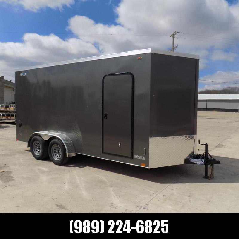 New Legend Trailers Legend Cyclone 7' x 18' Enclosed Cargo Trailer for Sale - $0 Down & Payments From $123/mo. W.A.C.