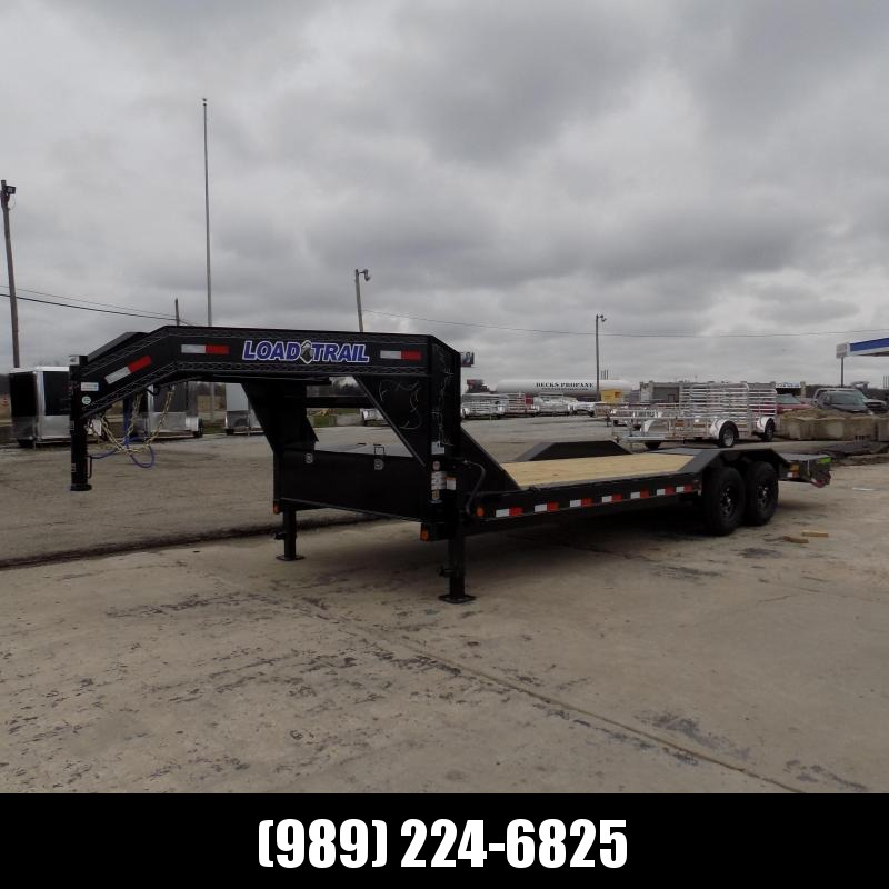 """New Load Trail 102"""" x 24' Gooseneck Car Hauler- $o Down & Payments From $133/mo. W.A.C."""