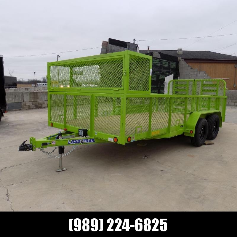 """New Load Trail 83"""" x 16' Utility Trailer For Sale - $0 Down & Payments From $107/mo W.A.C."""