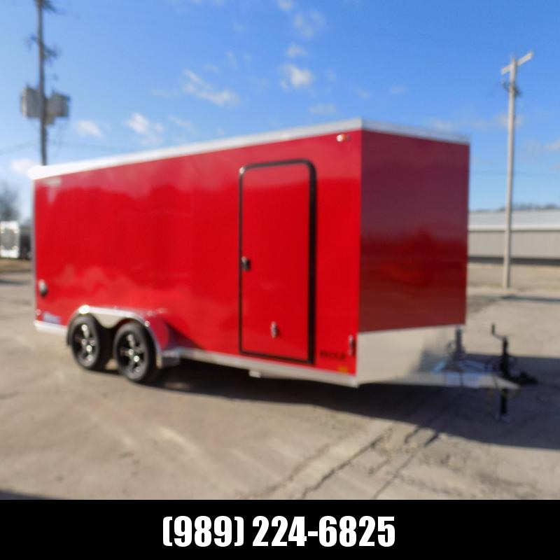New Legend Thunder 7' X 18' Aluminum Enclosed Cargo Trailer For Sale - $0 Down Payments From $113/Mo W.A.C