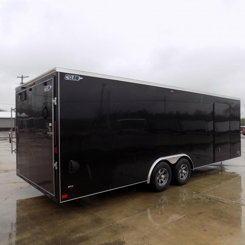 New Legend Trailers Legend Cyclone 8.5' x 26' Enclosed Car Hauler / Cargo Trailer For Sale - $0 Down Payments From $149/mo W.A.C.
