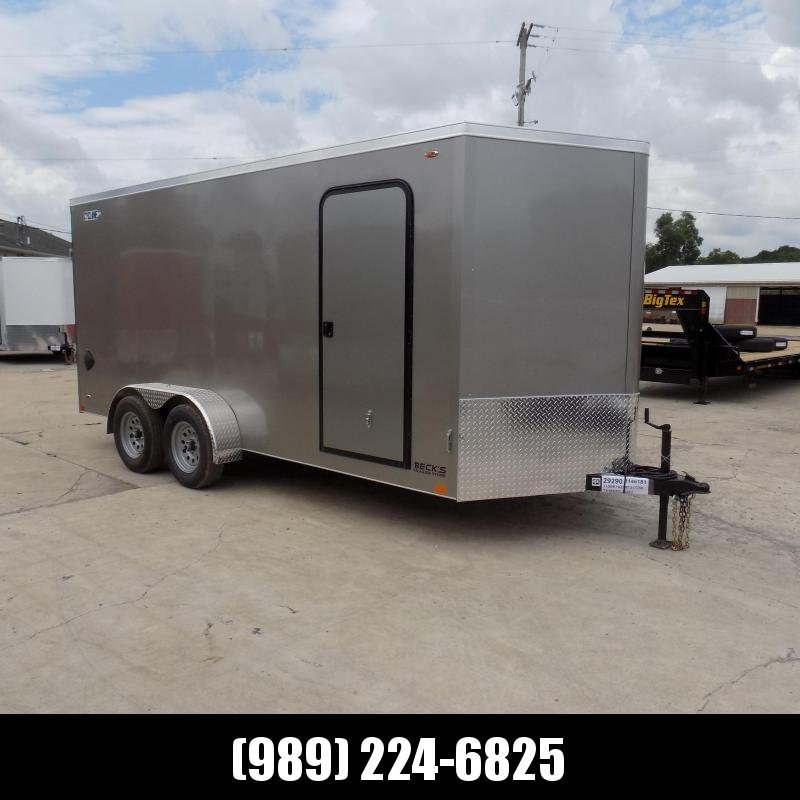 New Legend Trailers Legend Cyclone 7' x 18' Enclosed Cargo Trailer for Sale - $0 Down & Payments From $122/mo. W.A.C.
