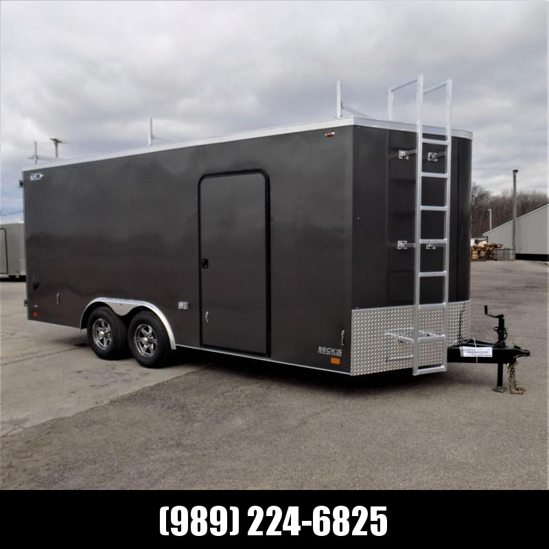 New Legend Trailers Legend Cyclone 8.5' x 20' Enclosed Car Hauler / Cargo Trailer for Sale - $0 Down Payments From $149/mo W.A.C.