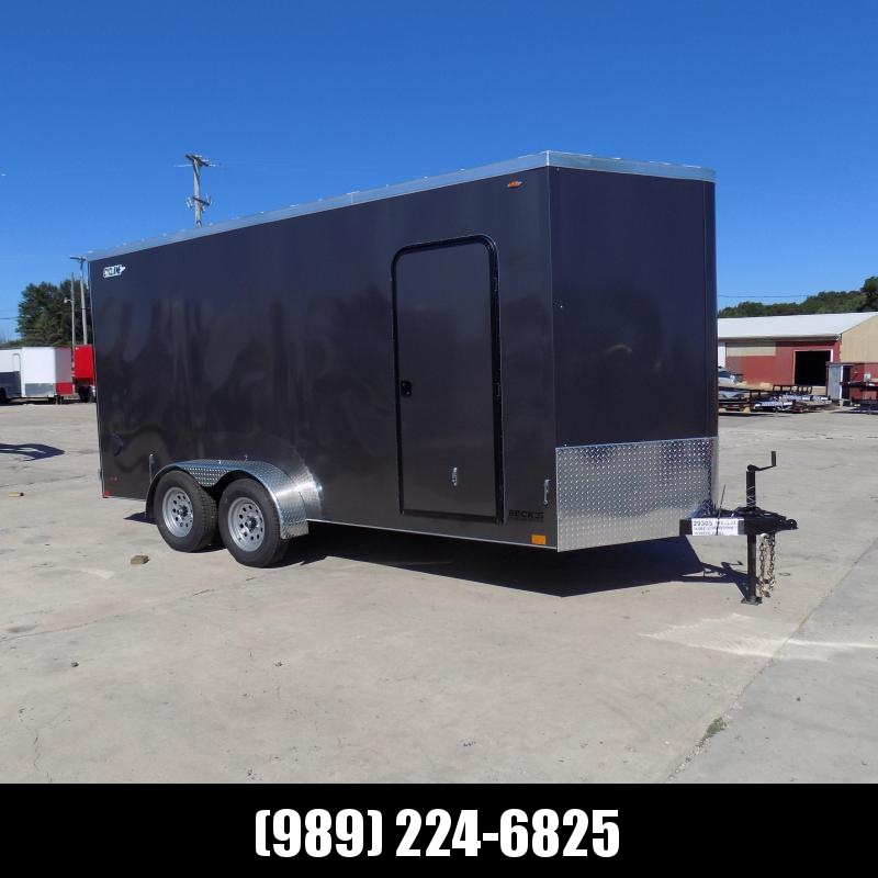 New Legend Trailers Legend Cyclone 7' x 18' Enclosed Cargo Trailer - $0 Down & Payments From $115/mo. W.A.C.