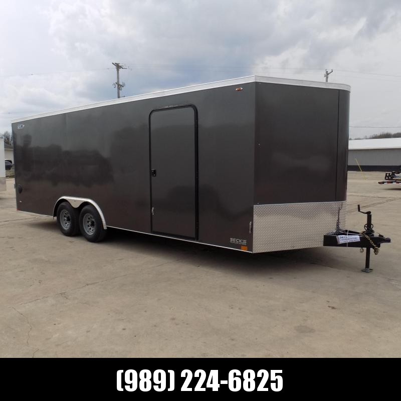 New Legend Trailers Legend Cyclone 8.5' x 24' Enclosed Car Hauler / Cargo Trailer for Sale - $0 Down Payments From $129/mo W.A.C.
