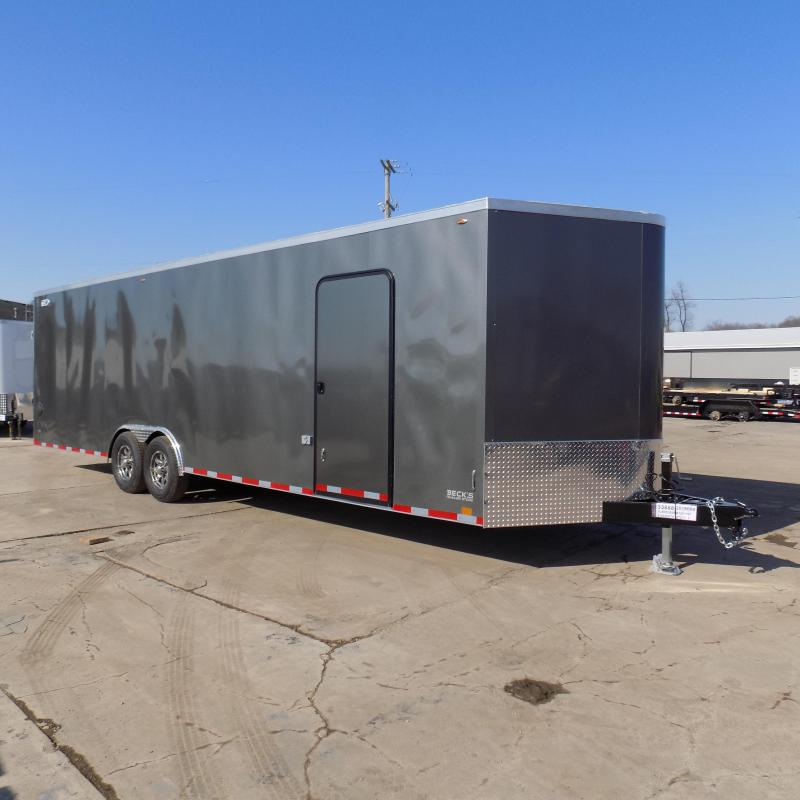 New Legend Trailers Legend Cyclone 8.5' x 30' Enclosed Car Hauler / Cargo Trailer with 7000# Torsion Axles - $0 Down Payments From $147/mo W.A.C.