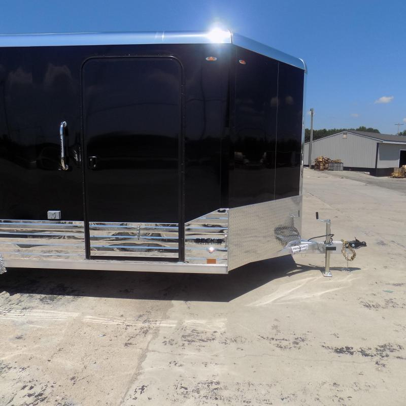 New Legend Deluxe V Nose 8' X 21' All Aluminum Cargo Trailer - Flexible Financing Options Available