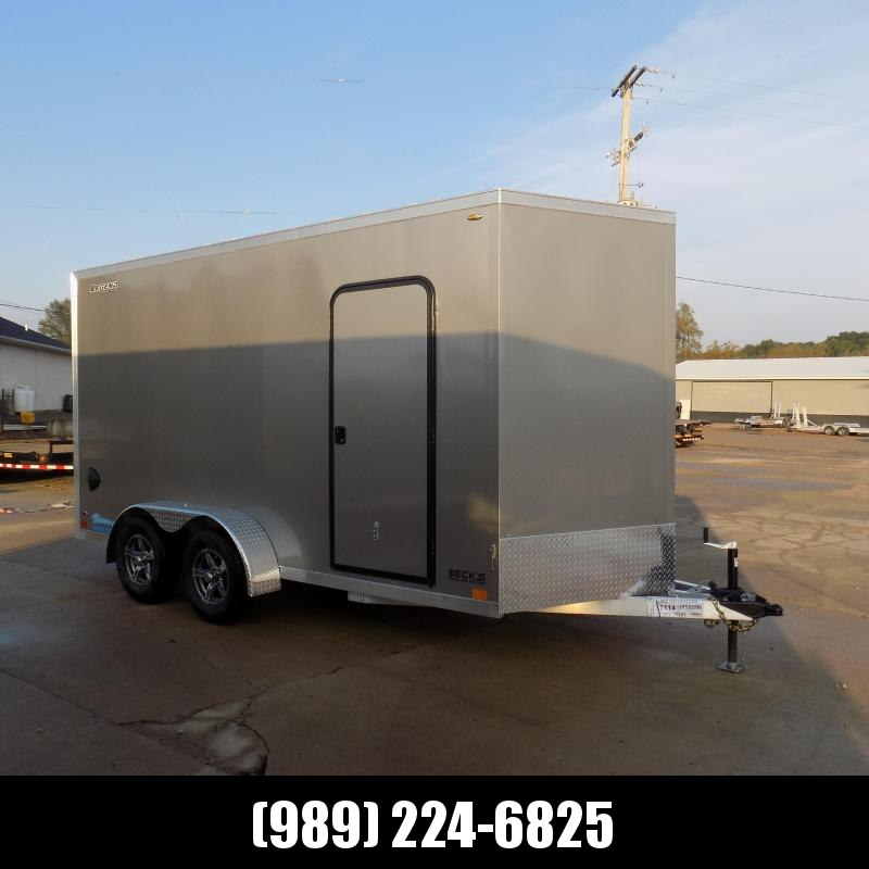 New Legend Thunder 7' x 16' Aluminum Enclosed Cargo Trailer for Sale- $0 Down Payments From $133/Mo W.A.C.