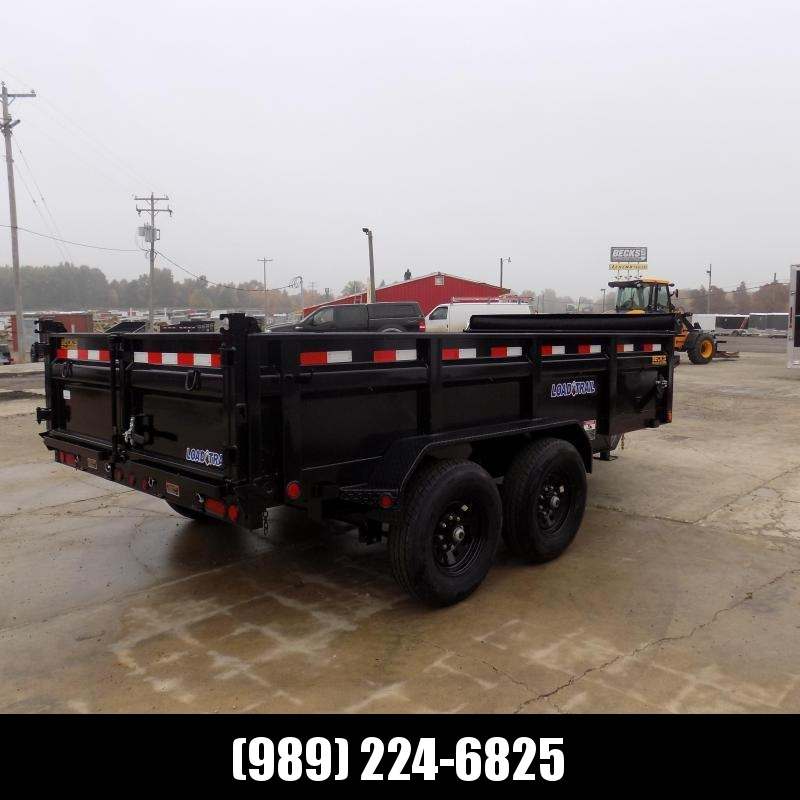 "New Load Trail 83"" x 14' Dump Trailer for Sale - $0 Down & Payments from $129/mo. W.A.C."