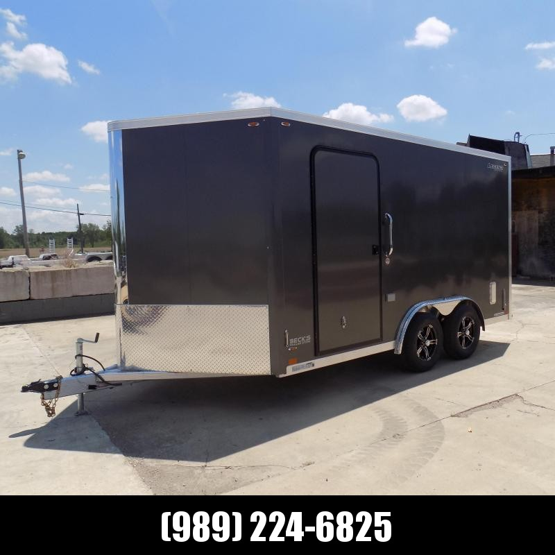 New Legend FTV 8' x 17' Aluminum Cargo Trailer - $0 Down Financing Available
