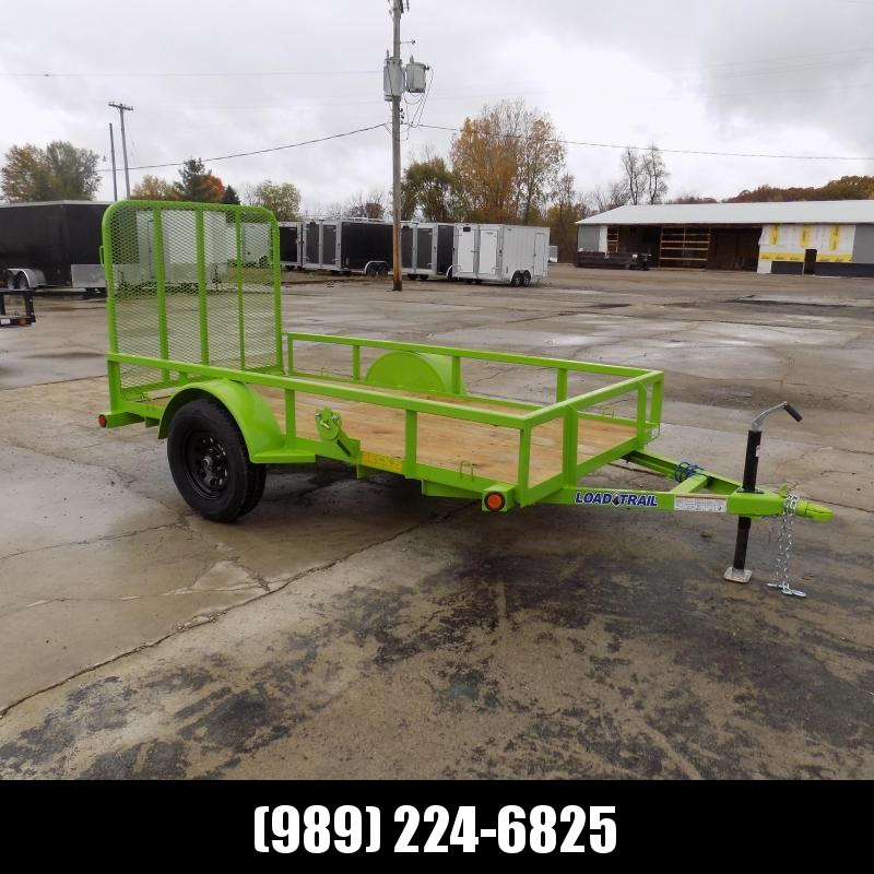 New Load Trail 5' x 10' Open Utility Trailer for Sale - Quality 3500# Dexter Axle