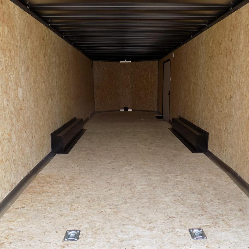 New Legend Trailers Legend Cyclone 8.5' x 26' Enclosed Car Hauler / Cargo Trailer For Sale - $0 Down Payments From $137/mo W.A.C.