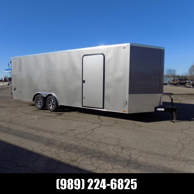 New Legend Trailers Legend Cyclone 8.5' x 24' Enclosed Car Hauler / Cargo Trailer for Sale - $0 Down Payments From $119/mo W.A.C.