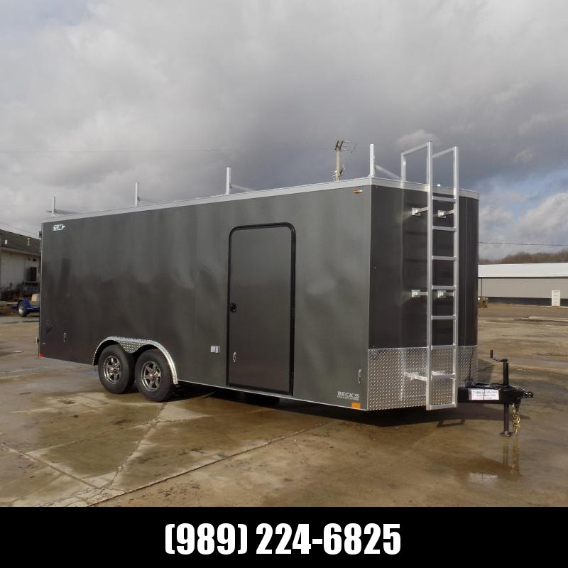 New Legend Trailers Legend Cyclone 8.5' x 22' Enclosed Car Hauler / Cargo Trailer for Sale - $0 Down Payments From $145/mo W.A.C.
