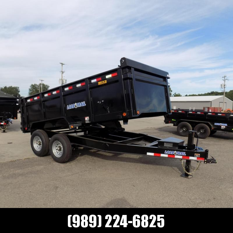 """New Load Trail 83"""" x 14' Dump Trailer for Sale - $0 Down & Flexible Financing Available"""