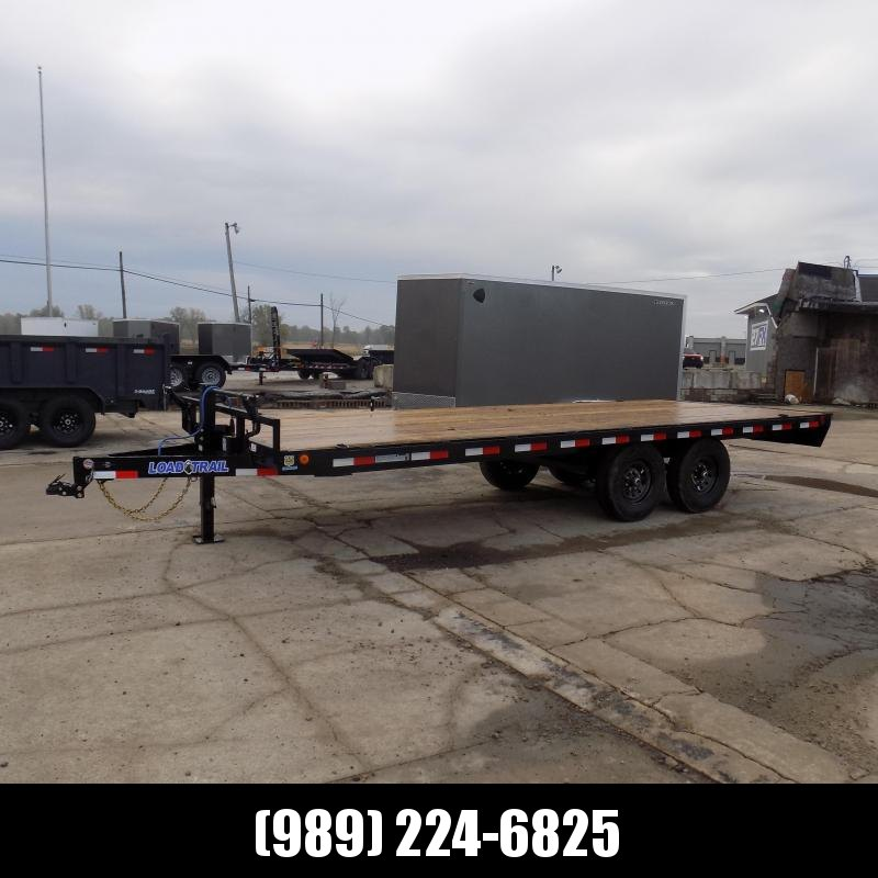 """New Load Trail 102"""" x 20' Deckover Equipment Trailer For Sale - $0 Down & Payments from $145/Mo W.A.C"""