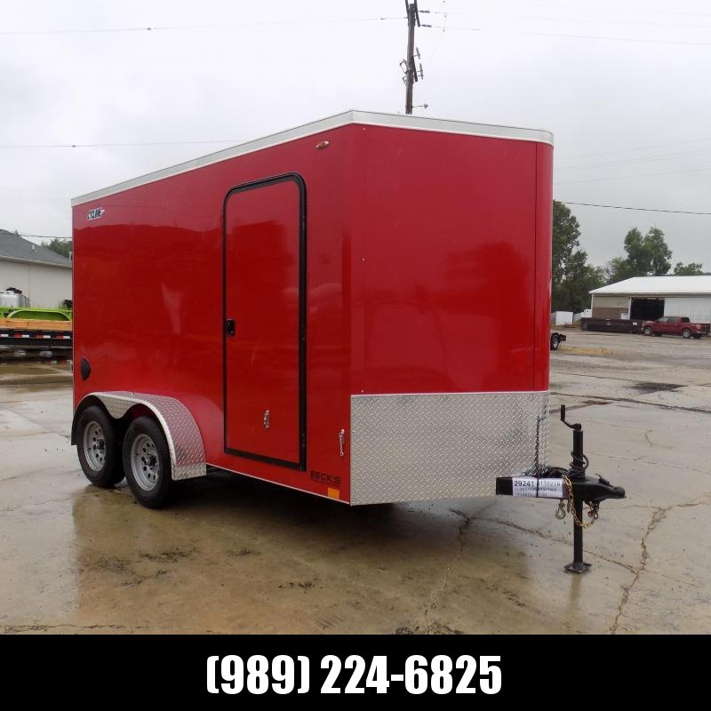 New Legend Cyclone 7' x 14' Enclosed Cargo Trailer for Sale - $0 Down & Payments From $119/mo. W.A.C.