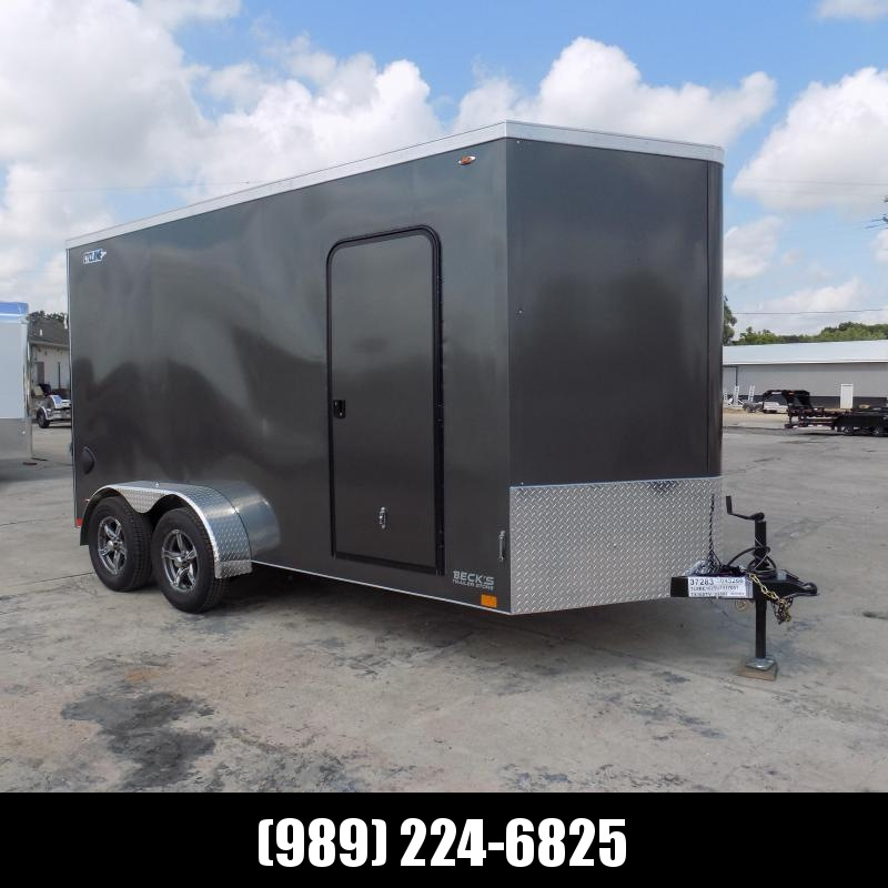 New Legend Cyclone 7' x 16' Enclosed Cargo Trailer for Sale - $0 Down Payments From $143/mo W.A.C.