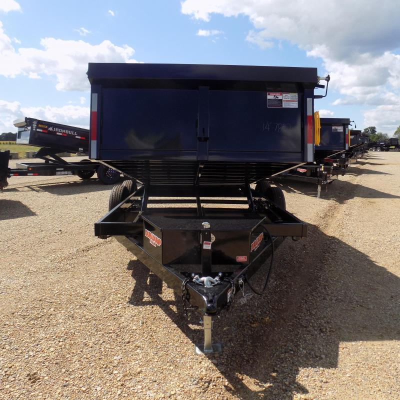 New DuraDump 7' x 14' Dump Trailer For Sale - Payment From $133/mo. With $0 Down W.A.C.