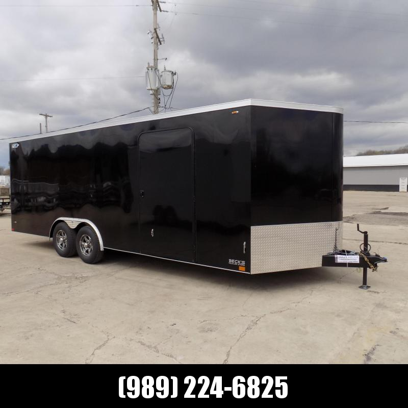 New Legend Trailers Legend Cyclone 8.5' x 24' Enclosed Car Hauler / Cargo Trailer for Sale - $0 Down Payments From $135/mo W.A.C.