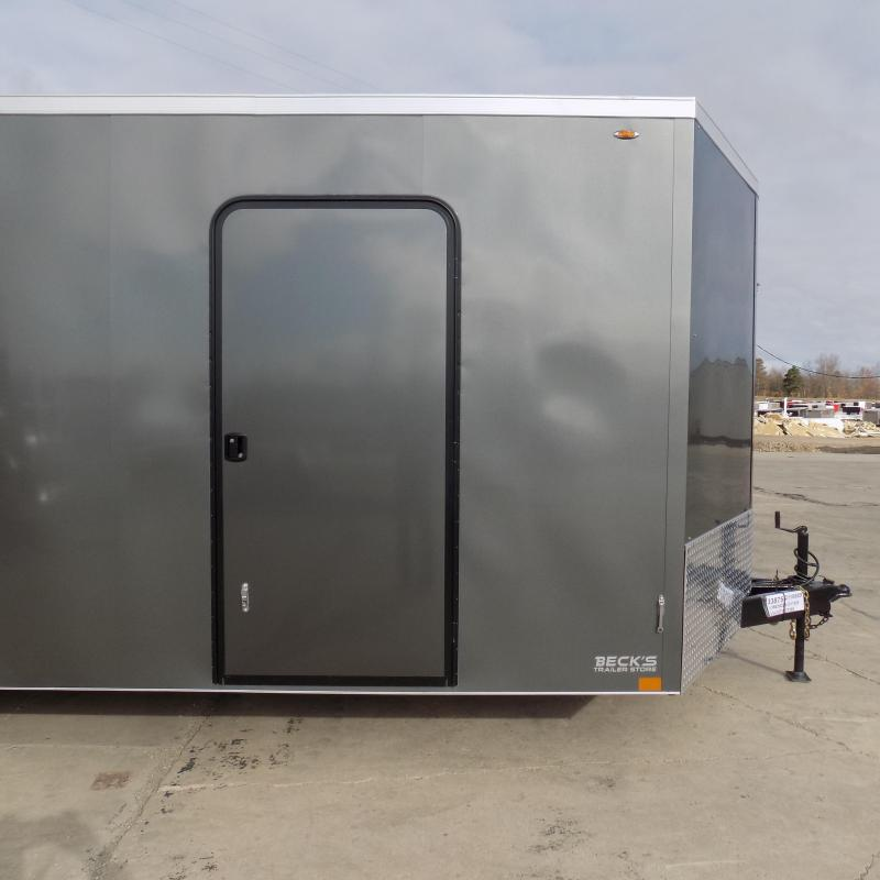 New Legend Trailers Legend Cyclone 8.5' x 26' Enclosed Car Hauler / Cargo Trailer For Sale - $0 Down Payments From $129/mo W.A.C.