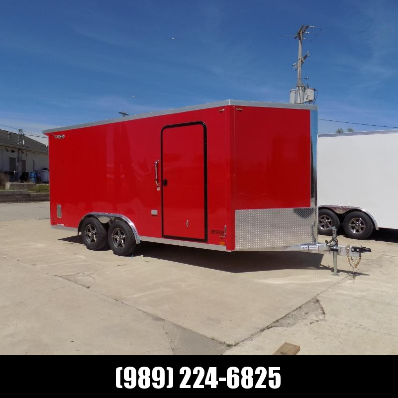 New Legend FTV 8' x 19' Heavy Duty Aluminum Trailer - New 8' Model! $0 Down Financing Available