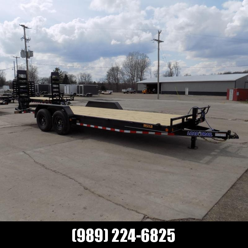 "New Load Trailer 83"" x 22' Car Hauler Trailer For Sale With 7K Axles- $0 Down & Payments from $113/mo. W.A.C."