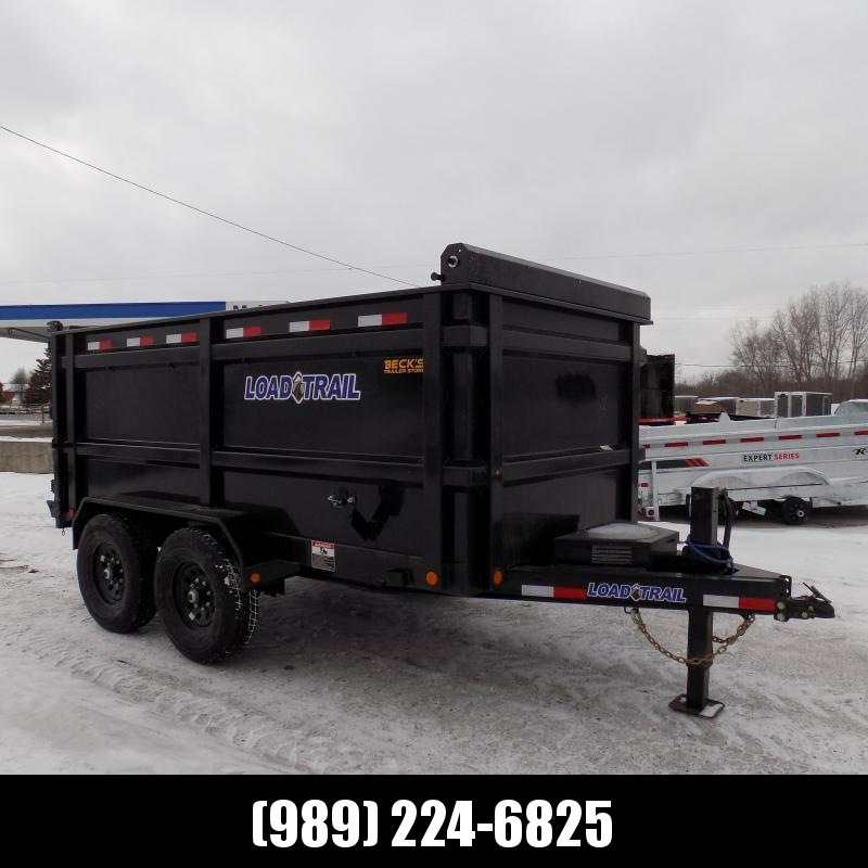 New Load Trail 6' x 12' Dump Trailer With 4' Sides - $0 Down Financing Available