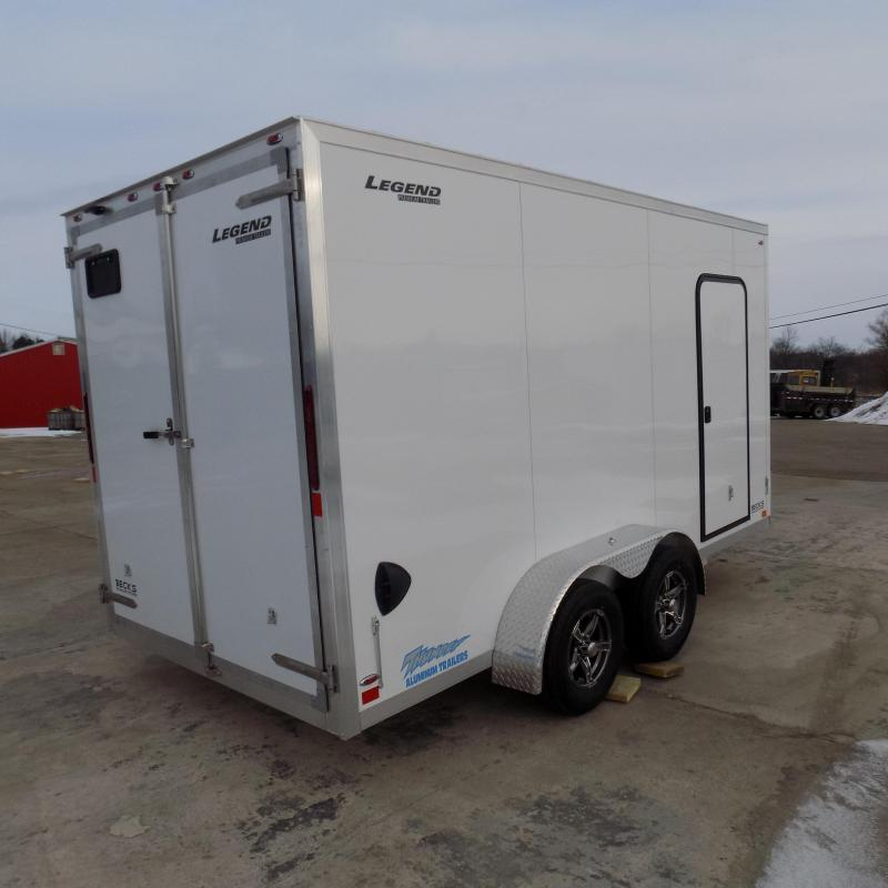 New Legend Thunder 7' X 16' Enclosed Cargo Trailer For Sale
