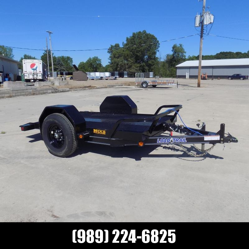 New Load Trail 60'' x 10' Scissor Lift Trailer -  $0 Down And Payments From $121/Mo W.A.C.
