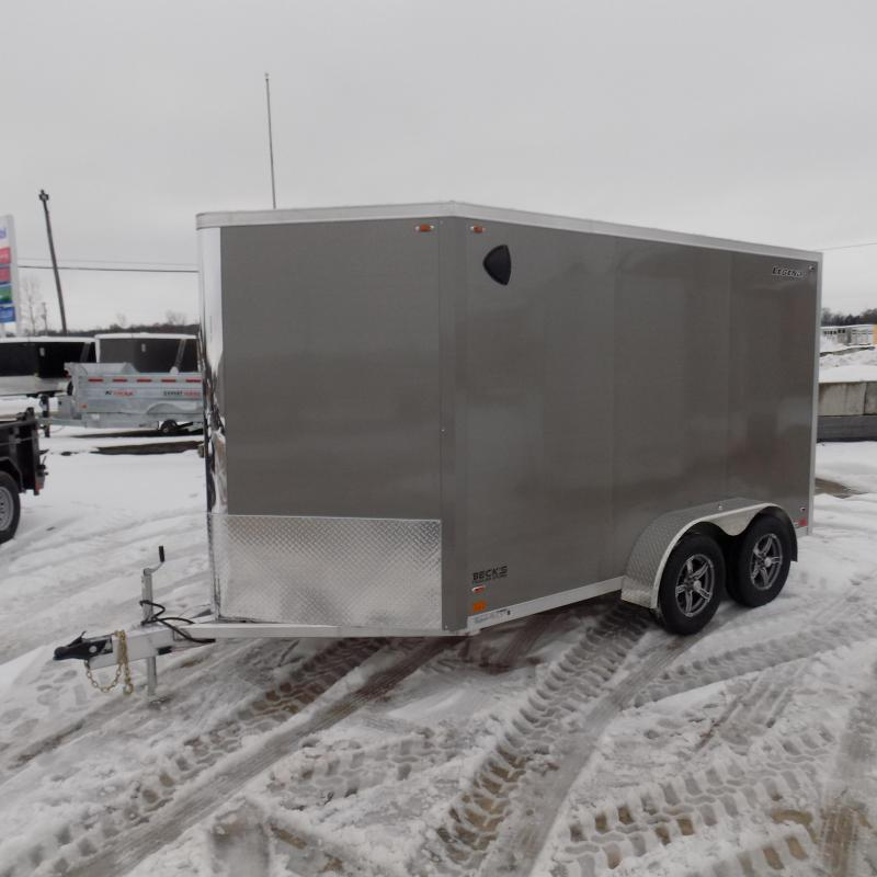 New Legend FTV 7' x 15' Aluminum Enclosed Cargo Trailer - Best Built Cargo Trailer - $0 Down & Payments From $123/mo. W.A.C.