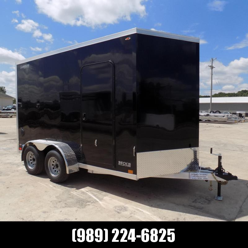 New Legend Thunder 7' x 14' Aluminum Enclosed Cargo Trailer for Sale- $0 Down Payments From $111/Mo W.A.C.