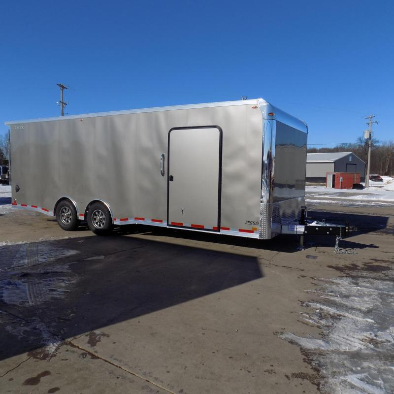 New Legend Trailmaster 8.5' x 24' Aluminum Race Series Trailer - Flexible $0 Down Financing Options Available